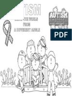 Autisme Colour