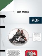 LOS MODS.pptx