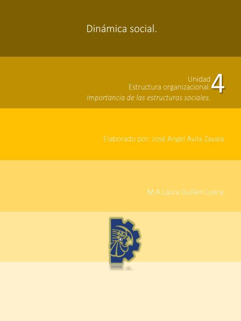Estructura Organizacional Importancia De Las Estructuras