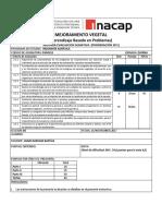Mejoramiento vegetal 60  - 2° evaluación - INSTRUCCIONES