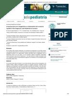 Actualización en El Diagnóstico y Tratamiento de La Malaria _ Anales de Pediatría