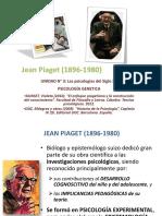 U 3 Jean Piaget (1896-1980)