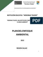 11 Plan Comite Ambiental Integrado 2015 UUUU
