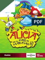Alicia_-_Guión