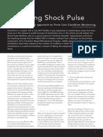 Shock Pulse Measuring