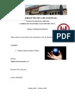 Equipos de Distribucion Electrica Distancias de Seguridad de Distribucion Electrica