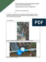 Relatório de Implantação Do Hidrômetro