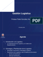 Clase 03 - Gestión Logística