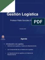 Clase 02 - Gestión Logísitca