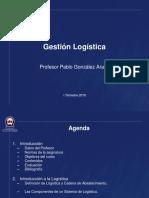 Clase 01 - Gestión Logística