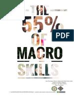 The 55% of Macro Skills Module