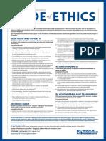 Spj Code of Ethics Poster