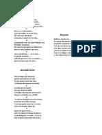 Poesia Lino