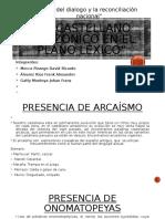 EL CASTELLANO AMAZONICO.odp