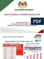 WHC 2018 GameChanger EconomicRevolution