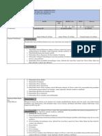 Rencana Pembelajaran Semester Patofisiologi s2