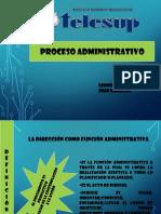 La Direccion Como Fase Del Proceso Administrativo