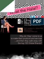 WHC 2018 What the Halal