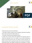 Clase Voladuras en Subterranea