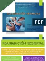 1. Reanimación Neonatal