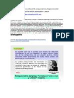 Historia de La Estequiometria