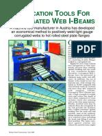 Fabrication Tools For Corrugated Web I-beam.pdf
