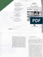 BERNARDO BERDICHEWWSKY. en Torno a Los Origenes Del Hombre Americano PDF