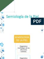 Semiología de La Piel