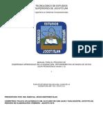 Guia Pedagogica de Fundamentos de Base de Datos