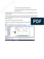 Report Simulation Lab 3