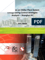 Shanghai Ifc Chiller Plant Optimization