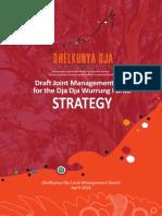 Dja Dja Wurrung draft joint management plan