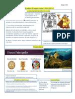 Ficha Religión Del Imperio Inca 1