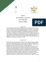 Reporte de Pelicula APV y Su Relacion Con El Tema de Sencacion Percepcion Atencion Memoria