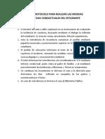 Ruta de Protocolo Para Realizar Las Medidas Coorectivas Conductuales Del Estudiante (2)