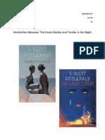 ap lit comparison research paper