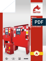 S-Micro Processor Based Fire Pump Controller