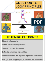 Chapter 1.0 Introduction to Physiological Principles (1)