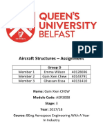 GRPD_Aircraft Structures Report