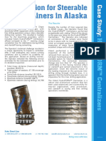 Volant HydroFORM Centralizer Case Study - Steerable Drilling Liners