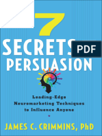 7 Secrets of Persuasion - James C. Crimmins.epub