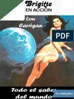 Todo El Saber Del Mundo - Lou Carrigan