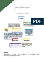 Mapa Geopolítica del Ecuador