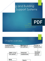 Designing and Developing Decision Support Systems 2