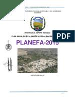 Planefa 2015 Quillo