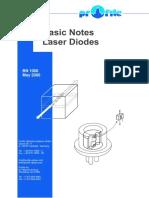Basic Diode Laser