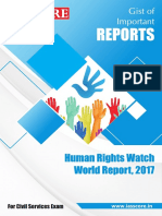 Human Rights Watch World Report 2017