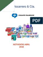 Notiventas FDV Abril