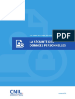 Cnil Guide Securite Personnelle