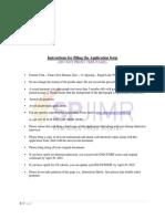 GMP Application Form 2018